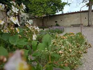 Apuntamento in giardino