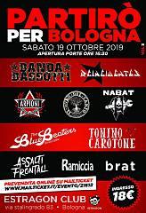 Partiro' per bologna, all'estragon la terza edizione del festival dedicato a punk, rap e s