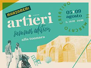 Artieri mercato creativo summer edition