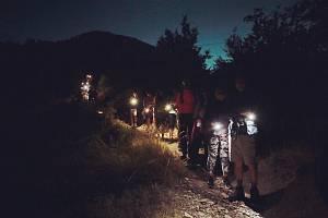Una montagna di stelle gastro-trekking dedicato alle lacrime di san lorenzo e ai prodotti