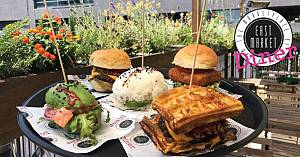 5 burgers