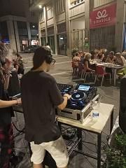 Panzerotti fritti illimitati con dj set eweless & alex