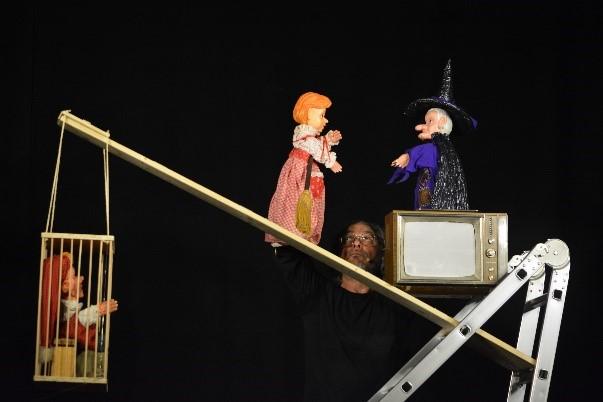 Hansel e gretel - teatro alla panna