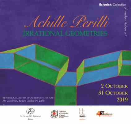 Achille perilli: irrational geometries