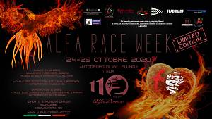 Alfa race week - limited edition