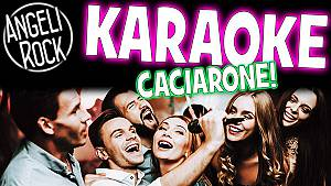Karaoke & fluo night da angeli rock!